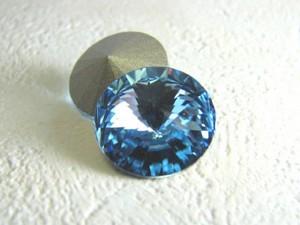スワロフスキー リボリ aquamarine