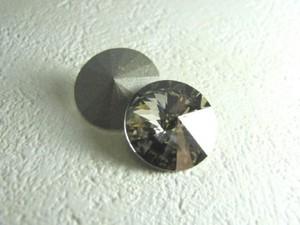 スワロフスキー リボリ silver shade