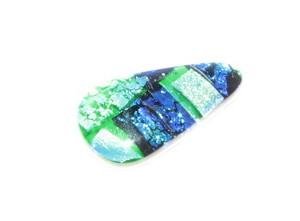 ブルーグリーンカボッショ用ベネチアン CA001