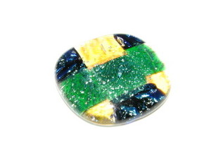 ブルーグリーンカボッショ用ベネチアン CA005