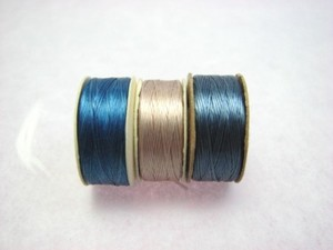 ナイモ ボビン 太さ:D 3色 nymo-as-d-001